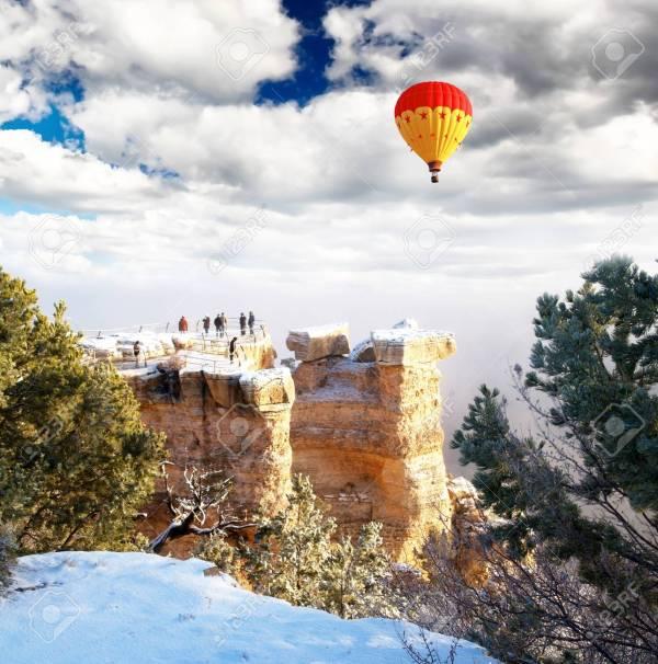 hot air balloon grand canyon # 63