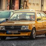 Augsburg Germany September 30 2018 1983 Opel Kadett D Oldtimer Stock Photo Picture And Royalty Free Image Image 111723717