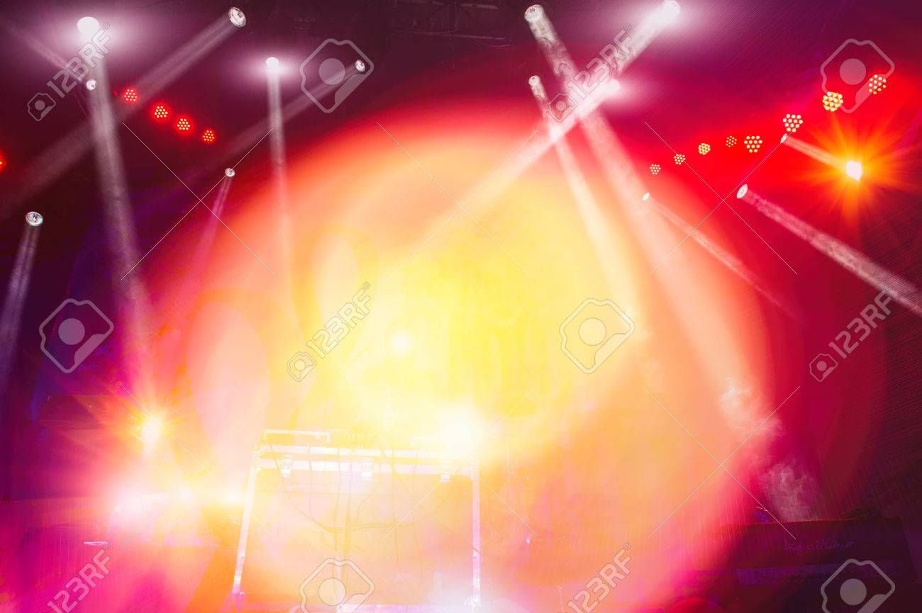 https www 123rf com photo 70376217 blur the background concert stage lighting and lighting effects html