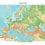 Physical Map Of Europe Royalty Free Cliparts Vectors And Stock Illustration Image 46486688