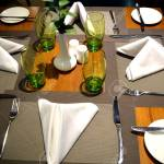 Table Setting In Fine Dining High Class Restaurant Stock Photo Picture And Royalty Free Image Image 24666189