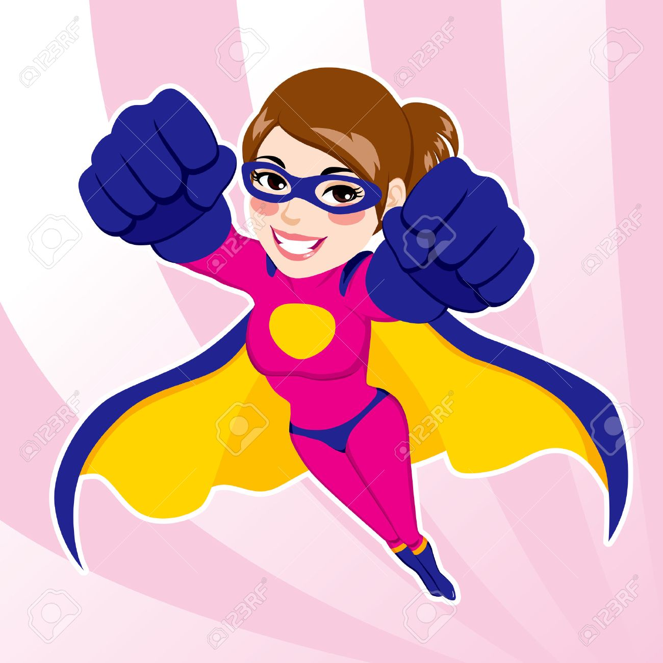 Image result for fit cartoon woman