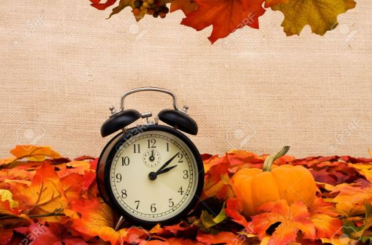 Image result for clock images with fall leaves
