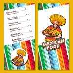 Mexican Food Popular Mexican Food Fast Food Funny Mexican Royalty Free Cliparts Vectors And Stock Illustration Image 110164331
