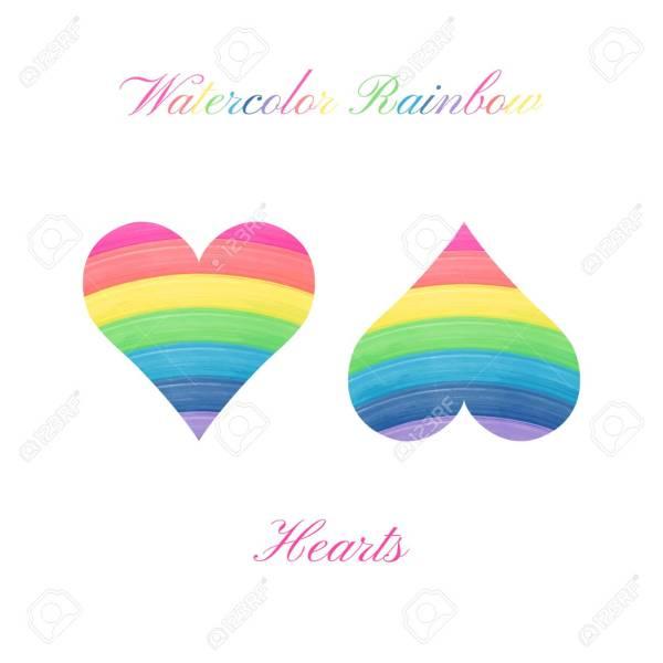 hearts colors # 20