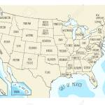 Hand Drawn Vector Map Of The United States Of America Sketch Royalty Free Cliparts Vectors And Stock Illustration Image 94664481