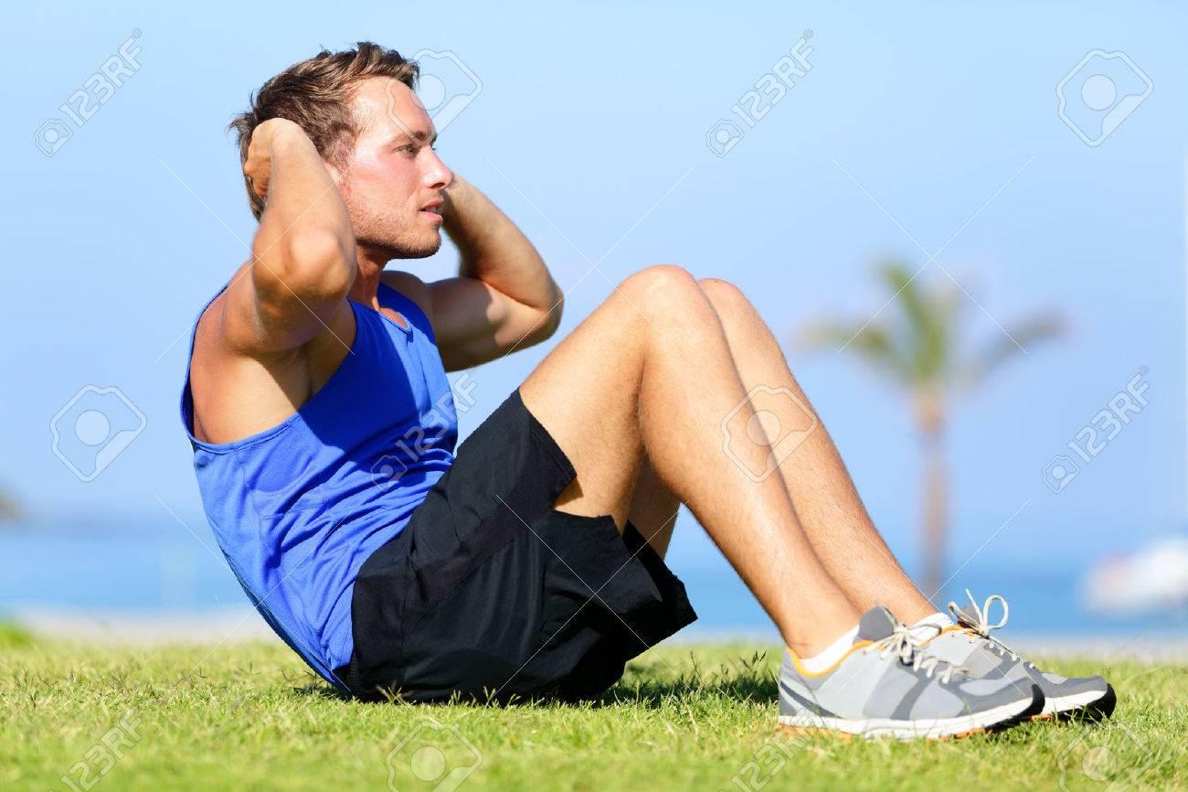 Image result for standard sit-up exercise pix