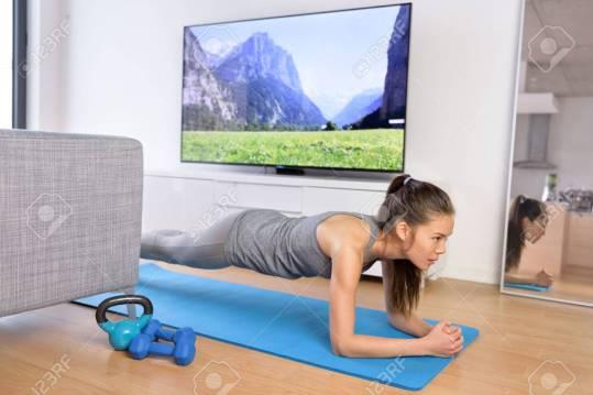 Image result for workout girl tv