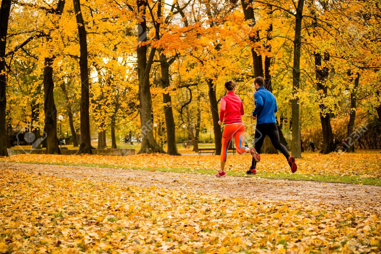 Risultati immagini per footing in autunno