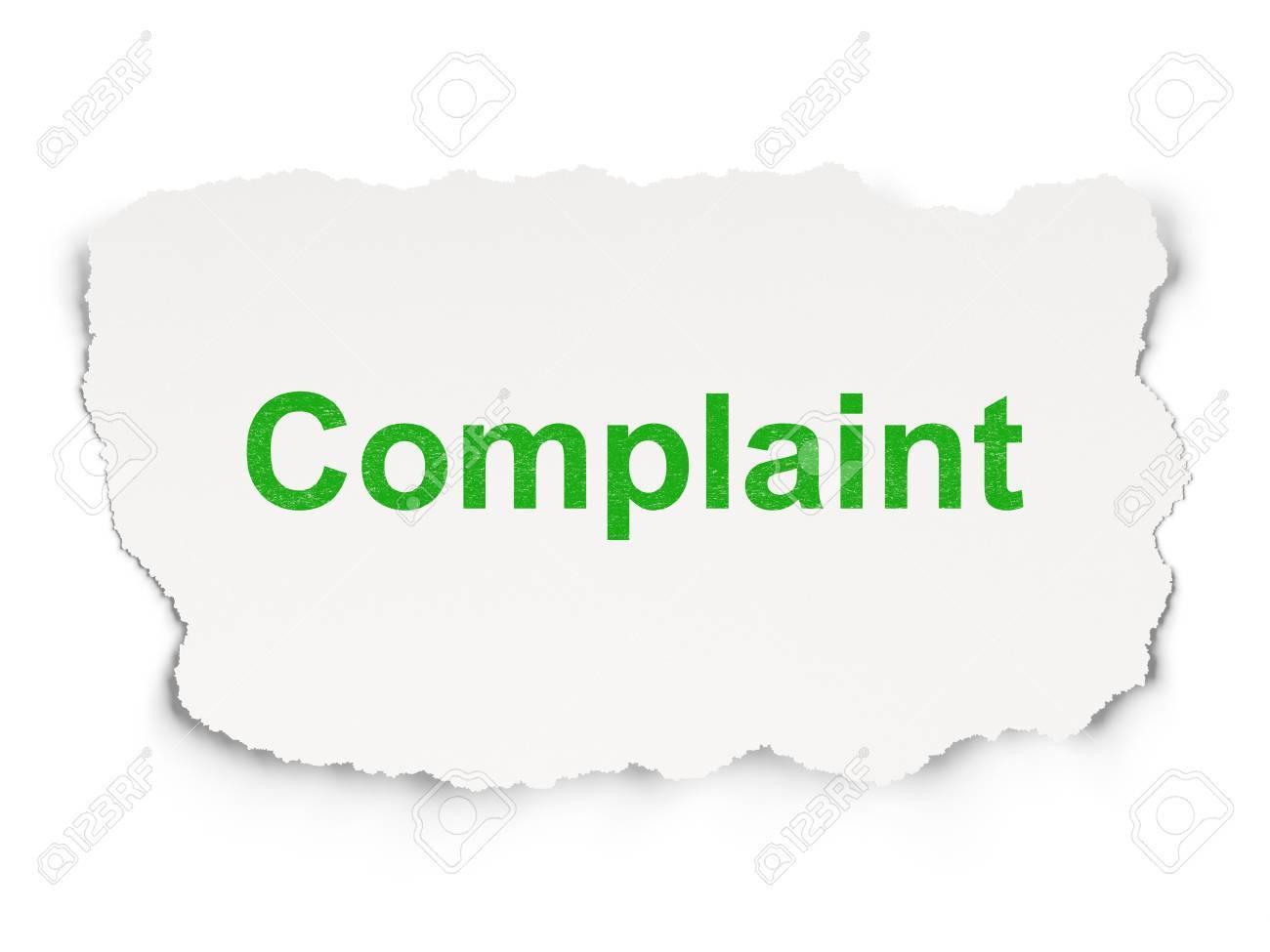 complaint words – Complaint Words