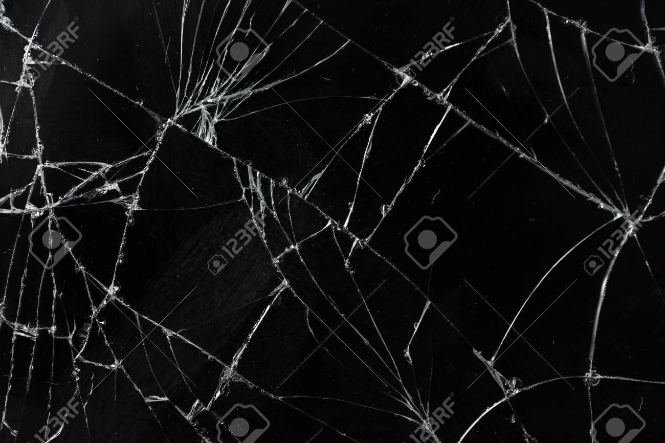 vue de dessus fissure casse ecran de verre de texture de fond mobile banque d images et photos libres de droits image 84159285
