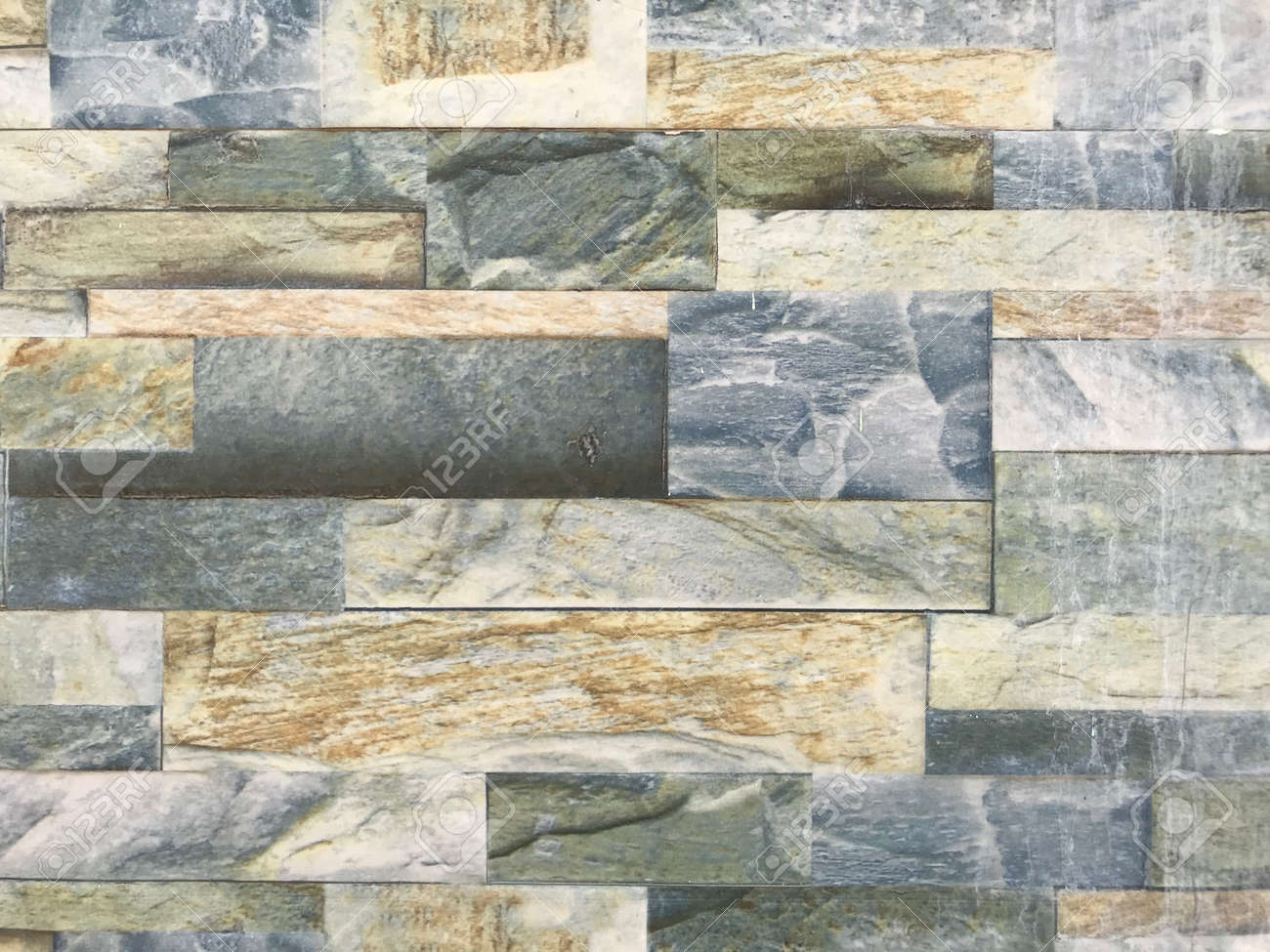 exterior stone cladding tile design for an high rise building