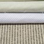 Catalog Of Fabric In White Beige Shades Fabric Sample Industry Stock Photo Picture And Royalty Free Image Image 147409363