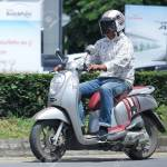 Chiangmai Thailand August 10 2016 Private Honda Scoopy I Stock Photo Picture And Royalty Free Image Image 61978048