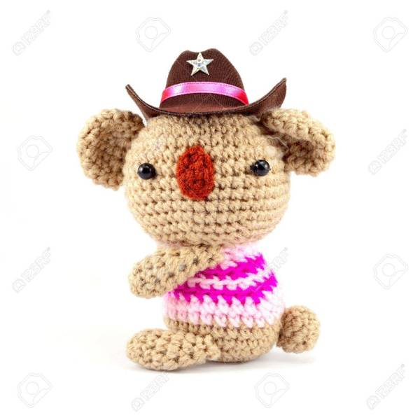 cowboy hat crochet sombrero vaquero pattern # 71
