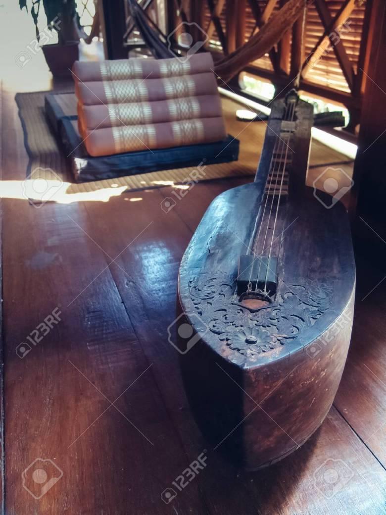 musical instrument - southeast asia music, cambodia - khmer krap