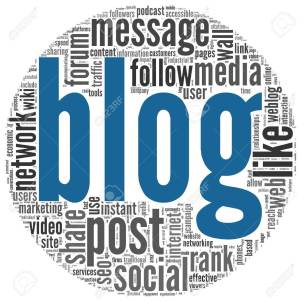 Image result for Images for the word blogging