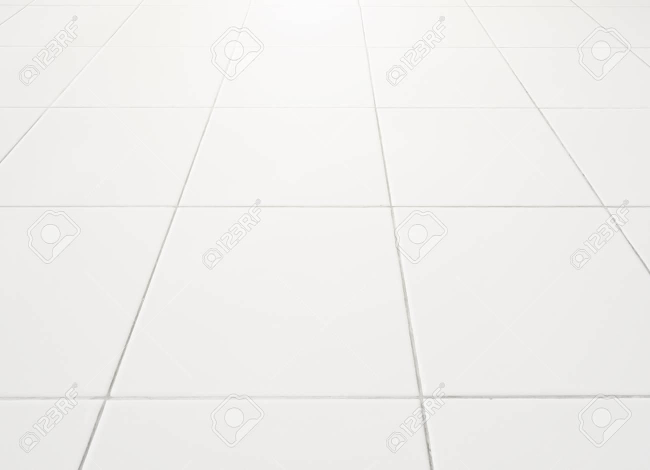 texture de sol en carrelage blanc pour la decoration de la chambre