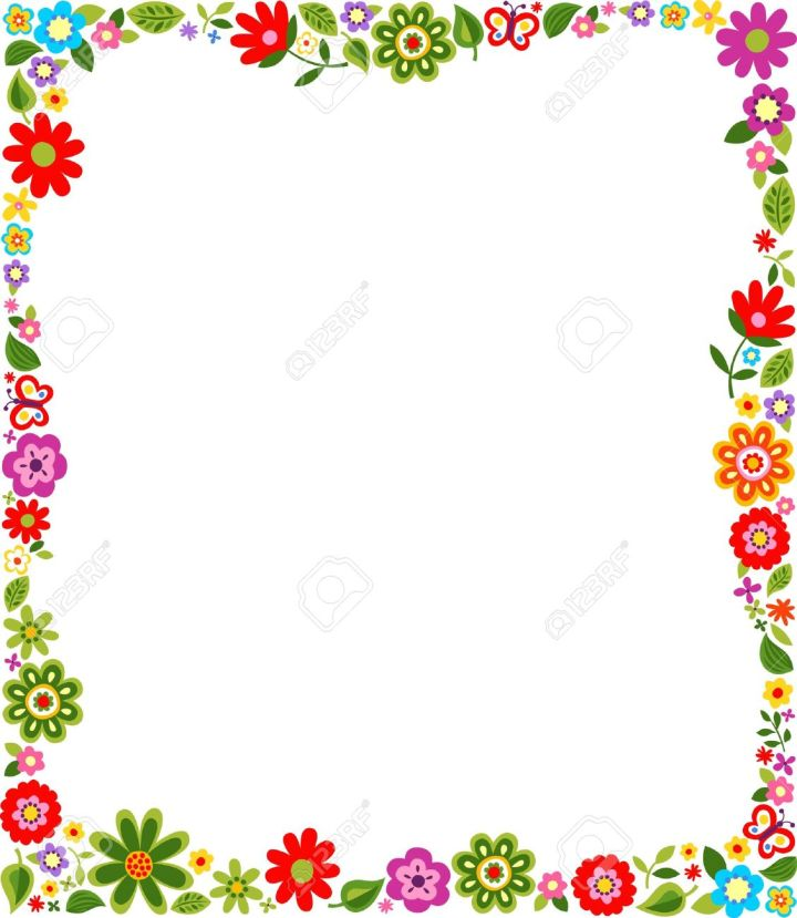 cute borders and frames designs framess co