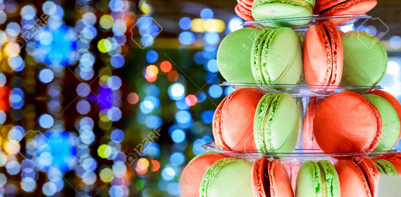 「カラフルマカロン クリスマス」の画像検索結果