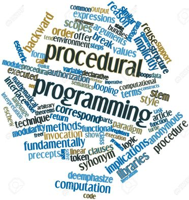 Image result for procedural programming