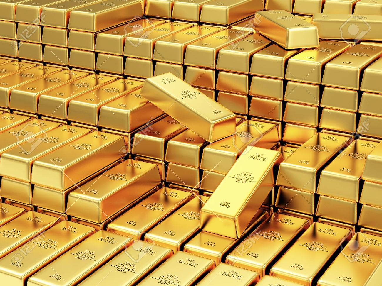 Business Financial Bank Gold Reserves Concept Stack Of Golden Stock Photo Picture And Royalty Free Image Image 37749241