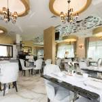 Interior Of A Modern Luxury Hotel Restaurant Stock Photo Picture And Royalty Free Image Image 72168337