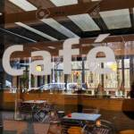 Modern Classical Design Coffee Shop Cafe Restaurant Blurred Sign Stock Photo Picture And Royalty Free Image Image 75429009