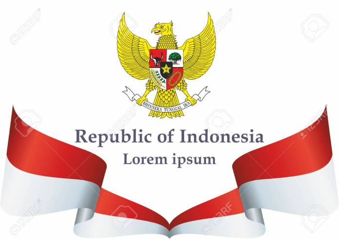 Flag Of Indonesia Republic Of Indonesia The Flag Of Indonesia Royalty Free Cliparts Vectors And Stock Illustration Image 119773548