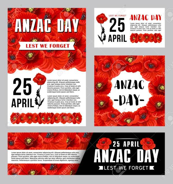 wreath template anzac day # 22