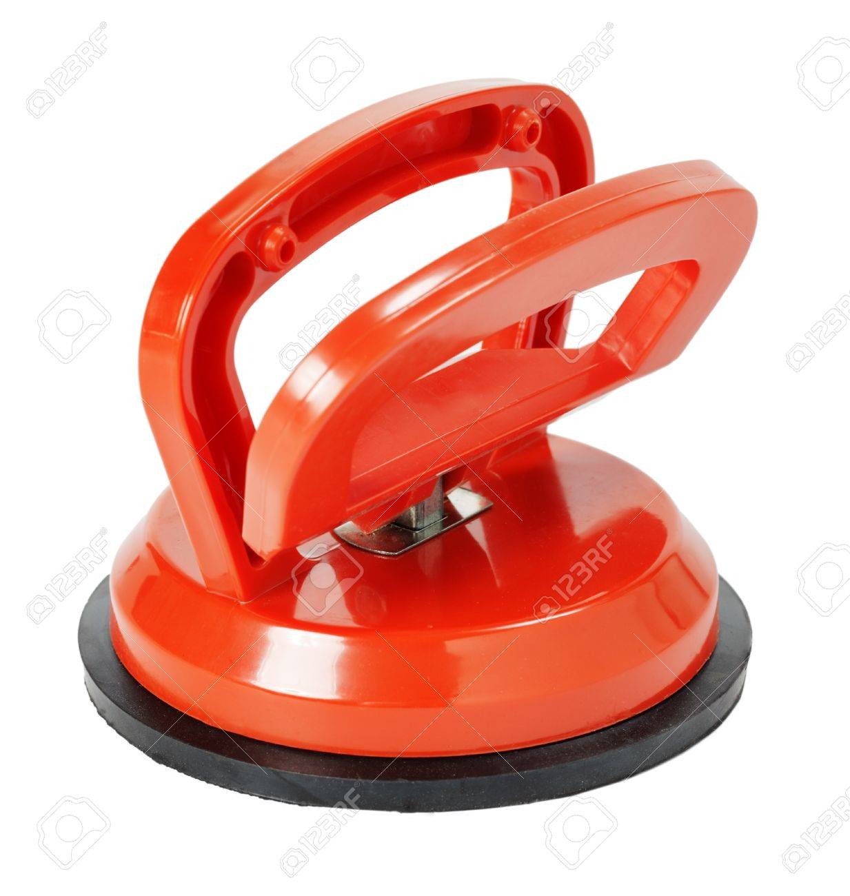 a suction cup tool used for lifting window glass tile and to