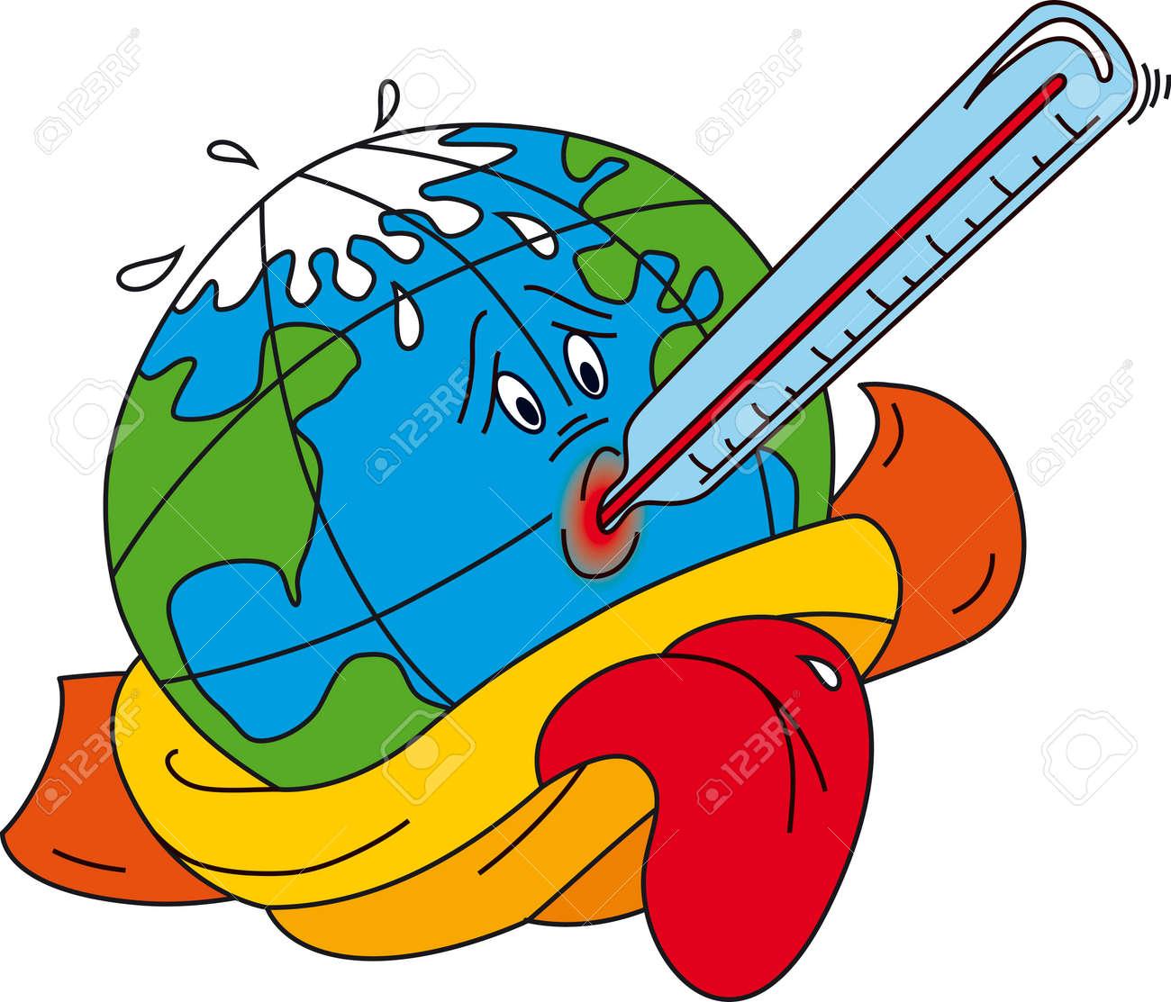 Resultado de imagen de EL CALENTAMIENTO GLOBAL