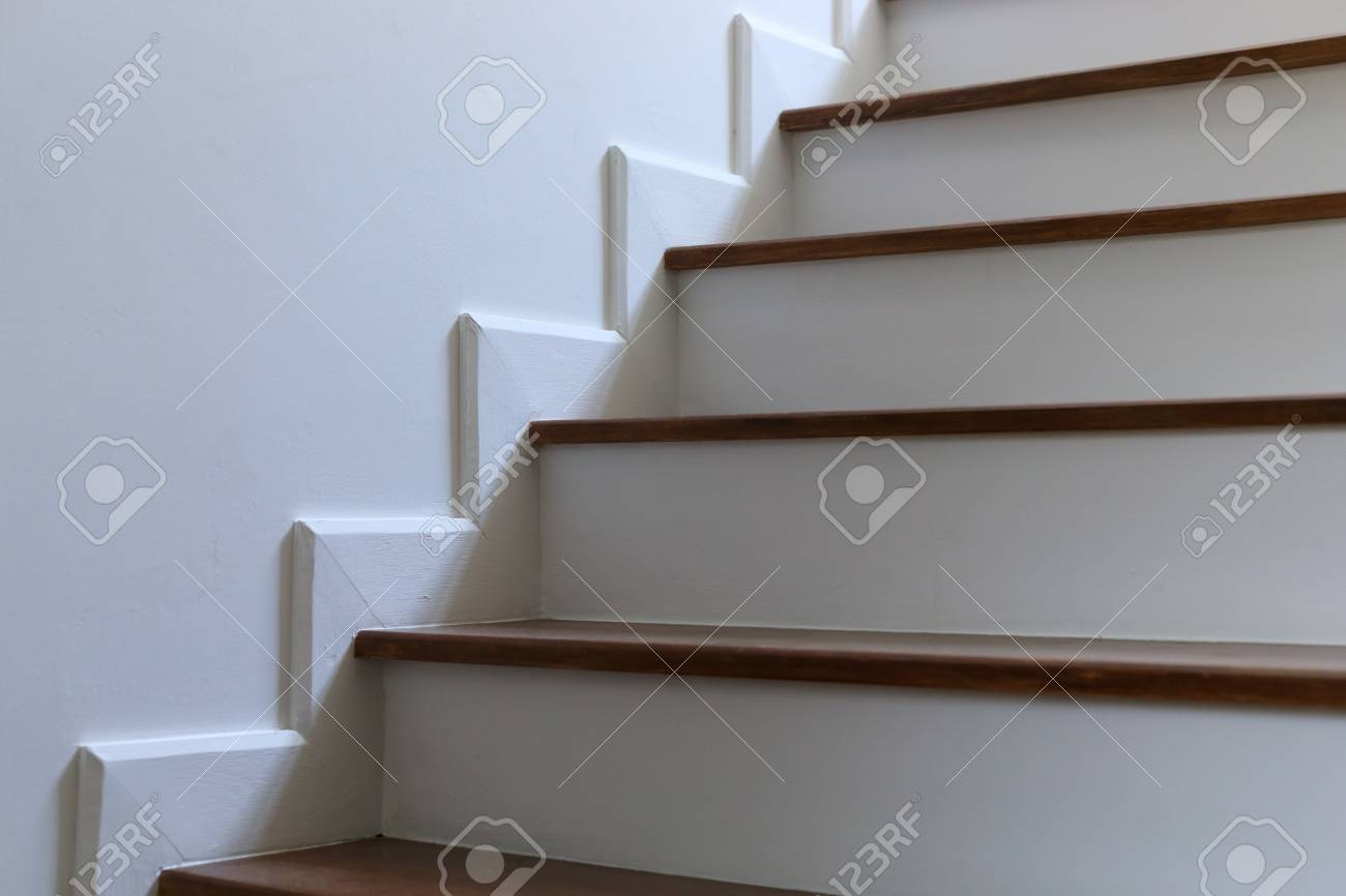 Design Of Wood Staircase In Property Residential White Modern   Modern Wooden Staircase Designs   Wood Carving Wooden Railing   Railing   Designer   Gallery   Layout