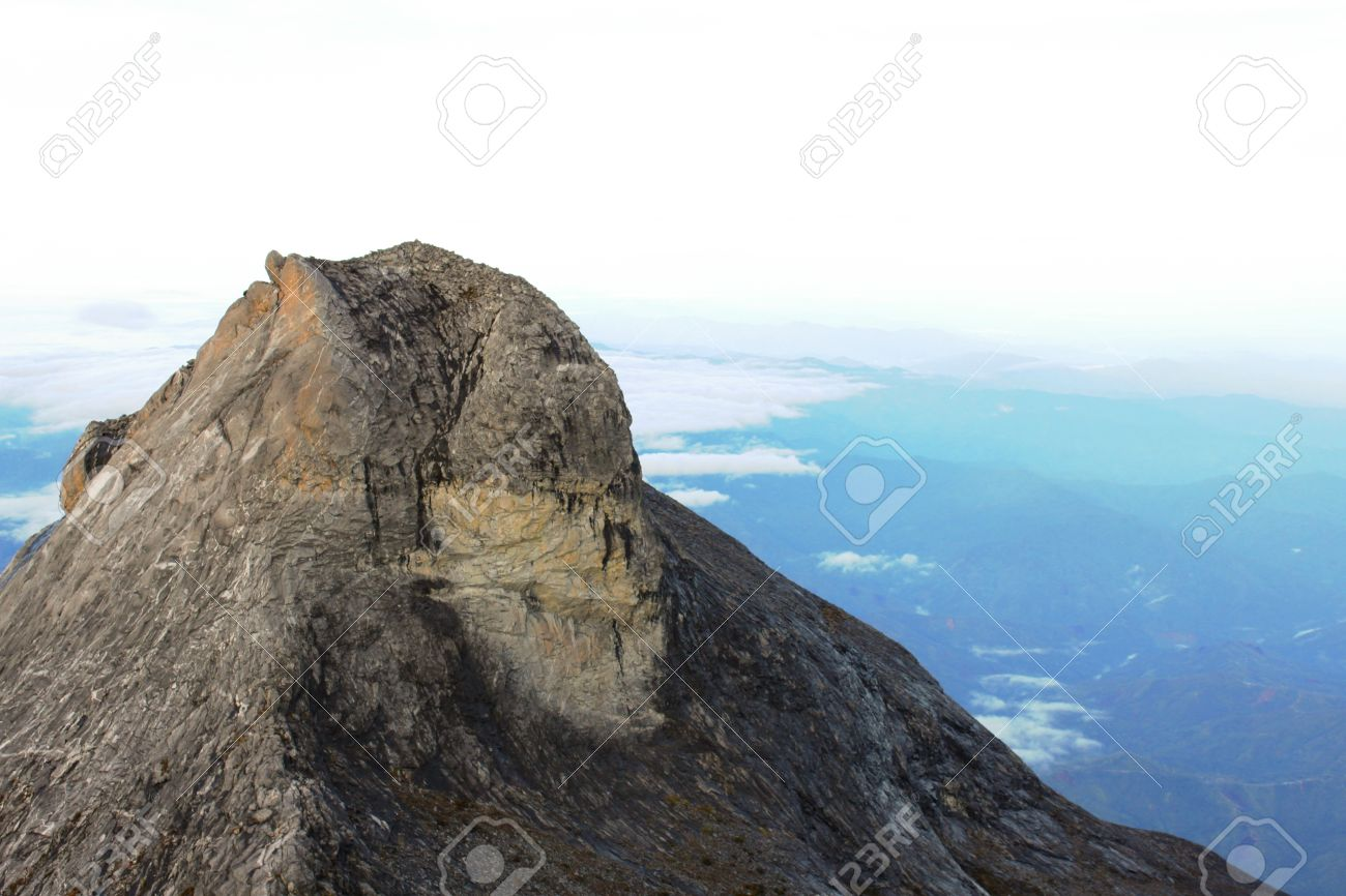 The biggest attraction in kinabalu park would be mount kinabalu, one of the world's most prominent mountains, and the mount kinabalu botanical garden. Monkey Face Peak Of Mount Kinabalu In Sabah Malaysia Stock Photo Picture And Royalty Free Image Image 39645693