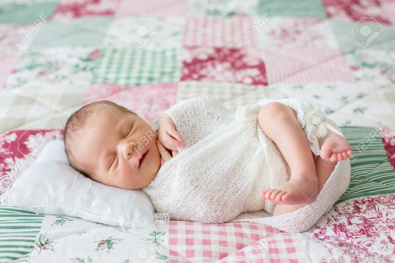 Here are some tips to put your little one to sleep peacefully-Telugu Kids News