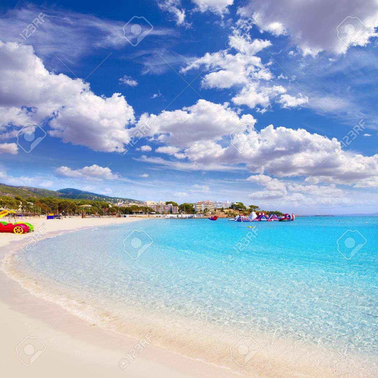 https www 123rf com photo 37595726 majorca platja palmanova portonovo beach in calvia mallorca at balearic islands of spain html