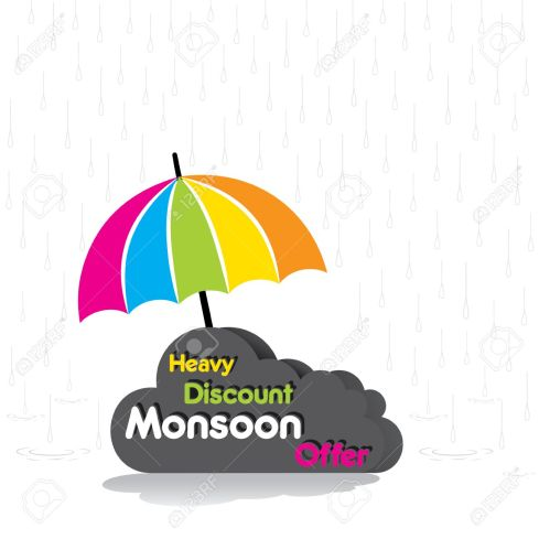 Monsoon Website development offer Kolkata