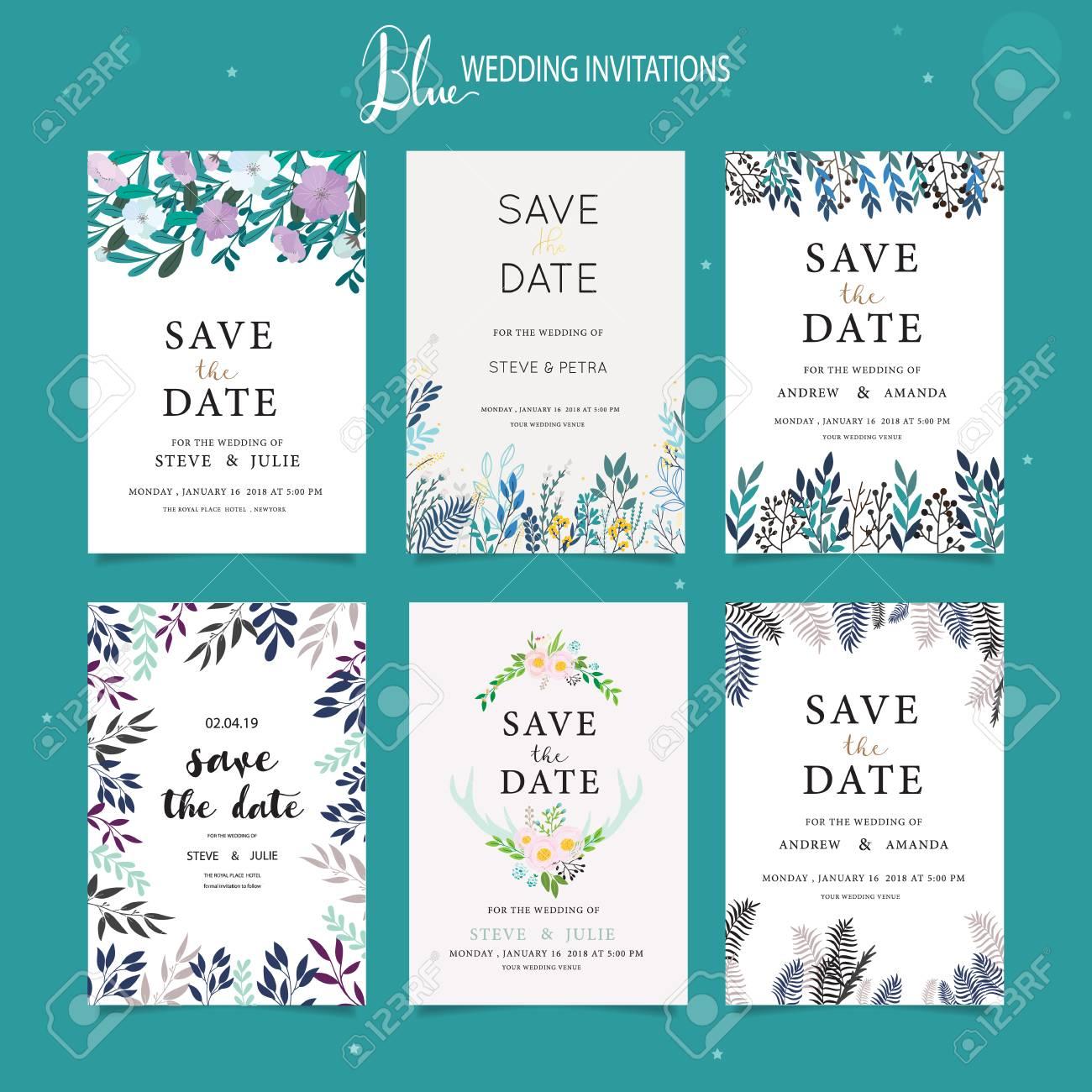 https www 123rf com photo 91741712 stock vector wedding invitation card illustration set flower vector hand draw design collection html