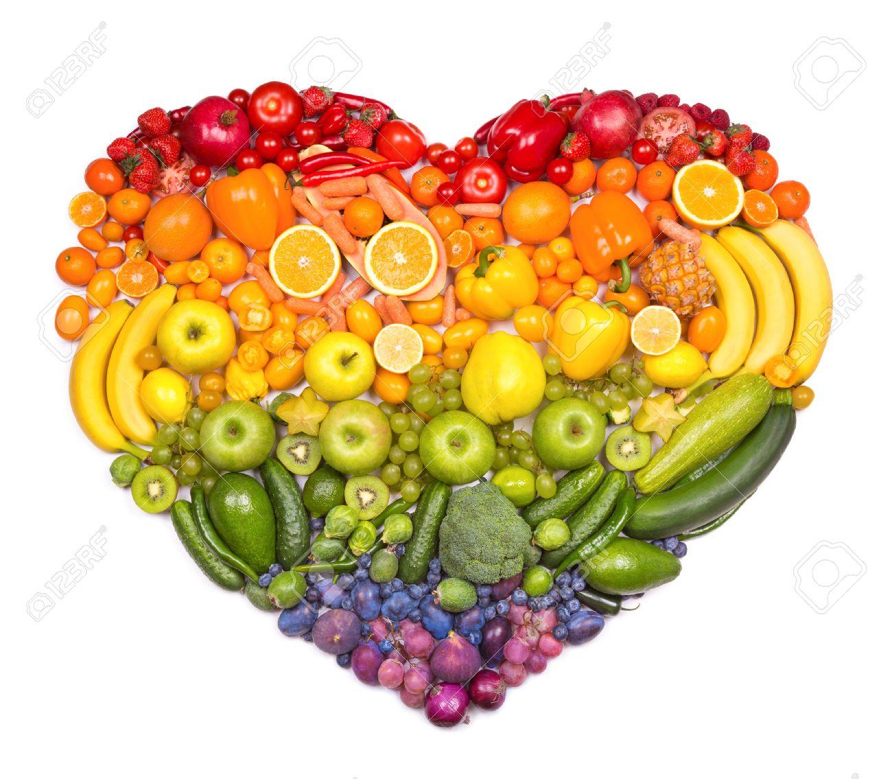 Resultado de imagen de alimentos de colores