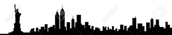 Resultat d'imatges de skyline nueva york