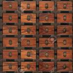 Close Up Of Old Wooden Medicine Cabinet On White Background Stock Photo Picture And Royalty Free Image Image 86112626