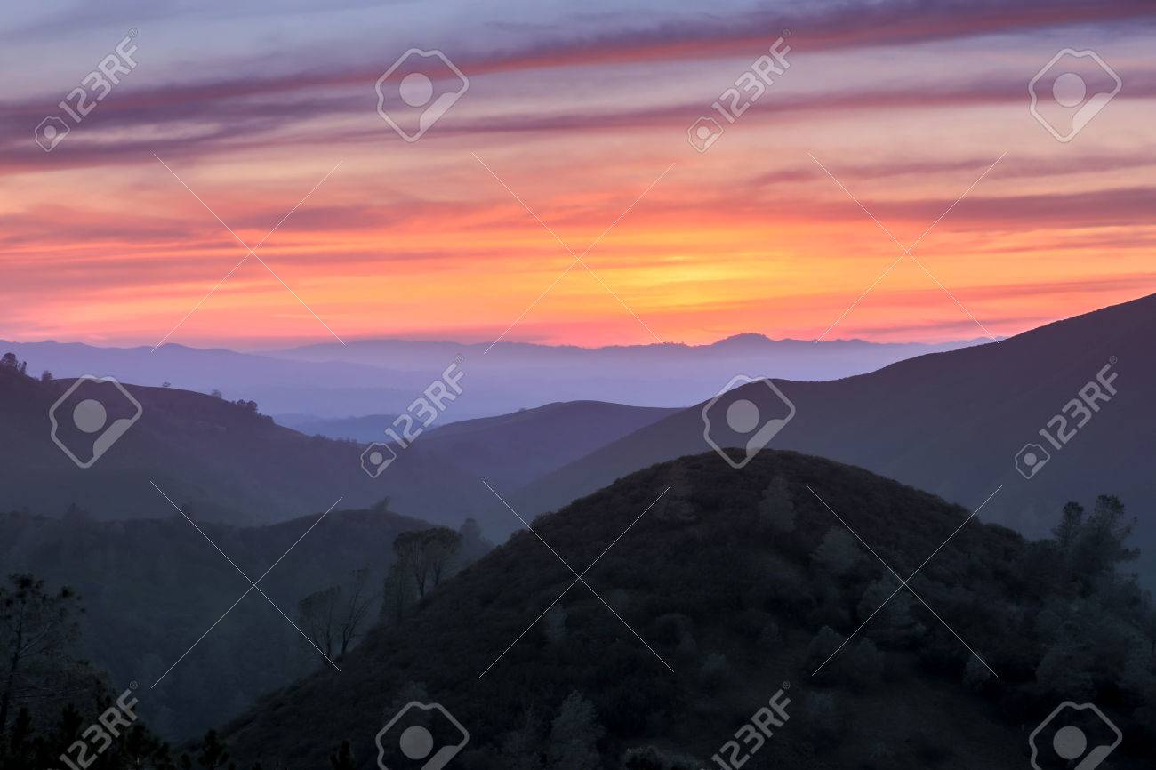 Call now · more info. Sunset Of Rolling Hills Mt Diablo State Park California Usa Views Near Eagle Peak Of The Diablo Range In Contra Costa County Stock Photo Picture And Royalty Free Image Image 84788469