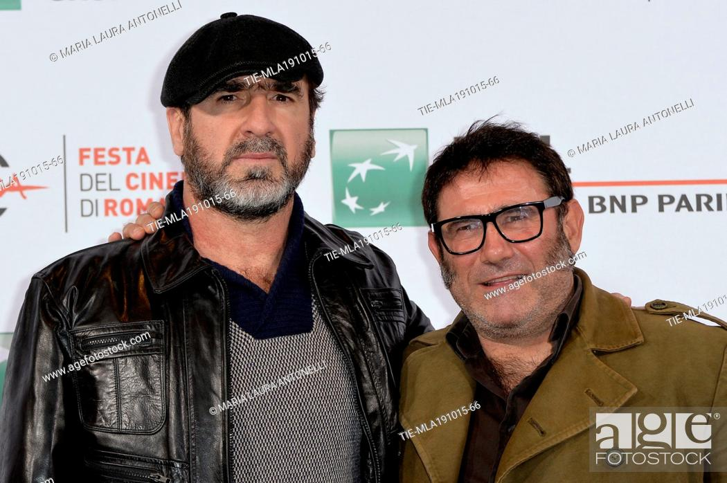 Eric cantona, better known by the family name eric daniel pierre cantona, is a popular athlete. The Actors Eric Cantona And Sergi Lopez During The Photocall Of The Film Les Rois Du Monde At The Stock Photo Picture And Rights Managed Image Pic Tie Mla191015 66 Agefotostock