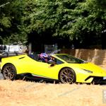 The Supercars Take On The Hillclimb At Goodwood Festival Of Speed On Day 1 Featuring Lamborghini Stock Photo Picture And Rights Managed Image Pic Wen 34915550 Agefotostock
