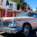 An Old Pink Car Seligman Arizona Usa Stock Photo Picture And Rights Managed Image Pic X9c 1960537 Agefotostock