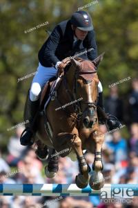 Rider Jos Verlooy Of Belgium And His Horse Sunshine Jump Over A Hurdle  During The Mercedes Benz..., Stock Photo, Picture And Rights Managed Image.  Pic. PAH-80207808 | Agefotostock