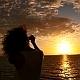 Photo of Dramatic Sunset, Slow Motion