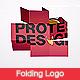Folding Logo