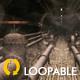 Steampunk Tunnel