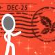 Inkman Christmas Holiday card